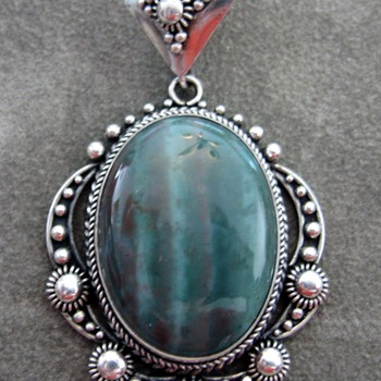 Great Pendant...Pictures are deceiving! - Fine Jewelry