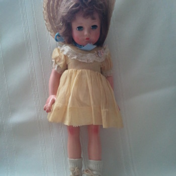 Effanbee Anne Shirley Doll - Dolls