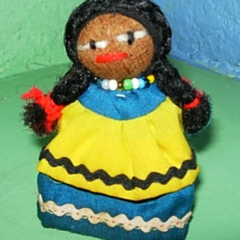 Little Seminole Ladies - Dolls