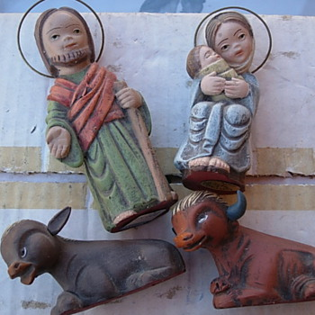 Ortigas Nativity set - Christmas