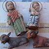 Ortigas Nativity set