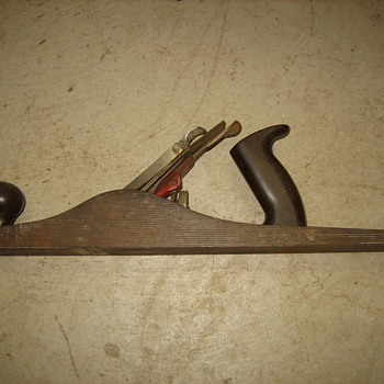 Stanley Bailey Sweetheart plane No.5
