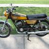 1972 Yamaha DS7 250