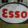 old ESSO, 5x7 foot.  Early 60's??