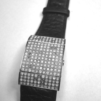 Swarovski Lockable Ladies watch