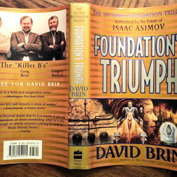Foundation's Triumph (second Foundation trilogy book 3)