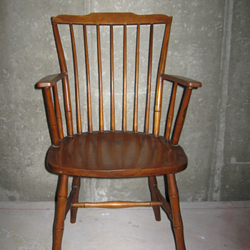 Two Old Chairs - Furniture