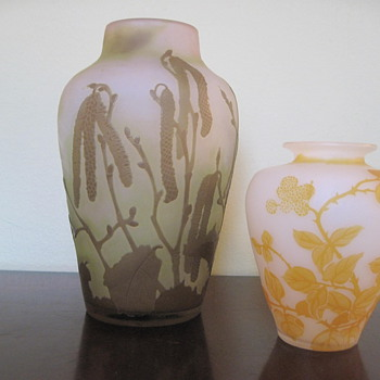 Galle and who? - Art Glass