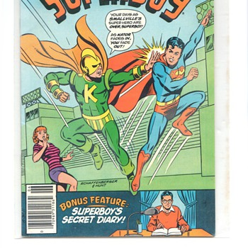 SUPER BOY COMIC - Comic Books