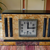 1935 - 40 French Marble and Oynx Mantel Clock