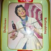 "1950's Coca-Cola ""Umbrella Girl"" Tray"