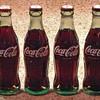 1915-1986 Coca-Cola Bottle Lineup