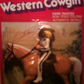 Arco Western Cowgirl 1982