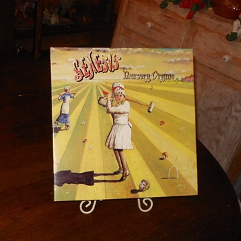 A Tale of Two Albums Part One Genesis Nursery Cryme - Records