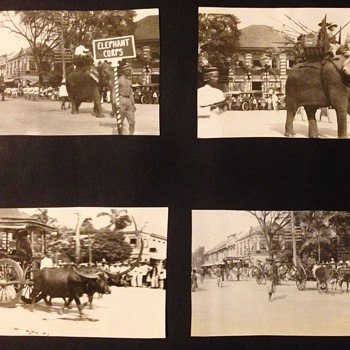 More Photographs and  Post cards From 1932-1937 From China Japan ECT. Need  help identifying some of the Shots