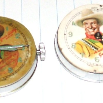 1948 Gene Aurty Wristwatch - Wristwatches