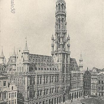 BRUXELLES - L'HÔTEL DE VILLE - Postcards