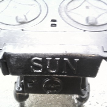 Sun Wood Burning Stove