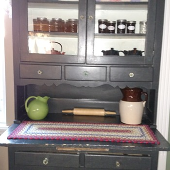 Old Kitchen Cupboard - Furniture