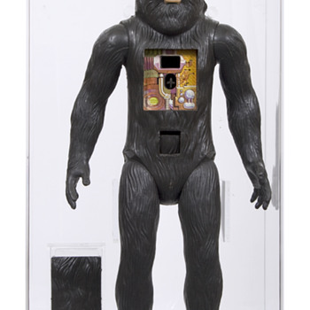 Six Million Dollar Man 1977 AFA Graded Bionic Bigfoot made by Kenner.