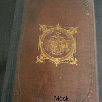 1876 Illustrated History of Missouri by Davis & Durrie