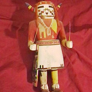 1930&#039;s Hopi Katsina Doll