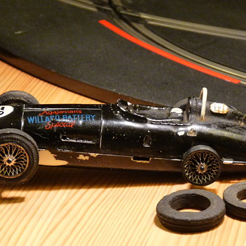 Stombecker Indy Racer Model 9490 - Another Restoration Project? - Model Cars