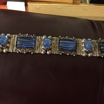 Trying to get info about this bracelet.
