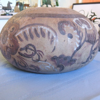 Is it a Native American Vase? - Art Pottery