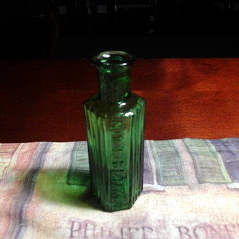 Poison bottle  - Bottles