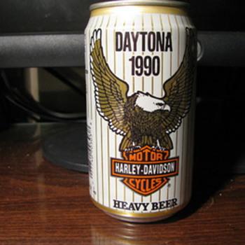 Daytona Beer cans - Breweriana