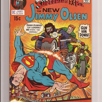 Superman's Pal Jimmy Olsen favourites