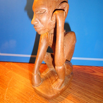 Wood Carving - Visual Art
