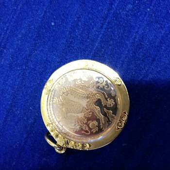 Chinese Millenium Gold coin 2000 year of the Dragon - World Coins