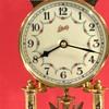 Schatz Standard 400 Day Clock (Enamel Dial), 1952