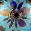 Loetz Art Glass  ... Up close...putting the ART in  Art Nouveau