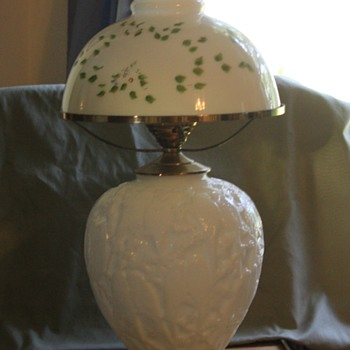 Auction find!! - Lamps