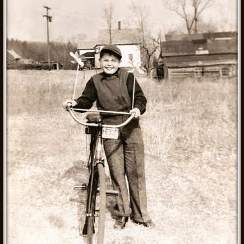 MY  FATHER  AND  HIS   BIKES - Outdoor Sports