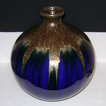 Lovely Bud Vase - Art Pottery