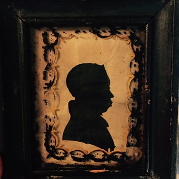 Any help with information on this portrait  - Photographs