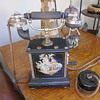 Antique Crank Telephone...