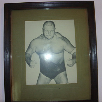 dick the bruiser - Photographs