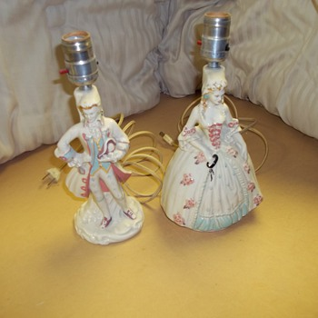 William FB Johnson Lamps - Lamps