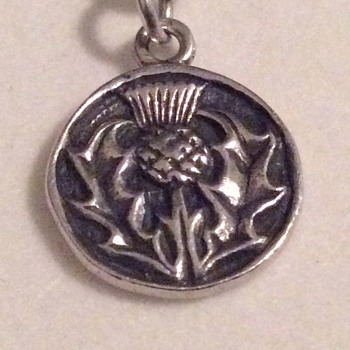 Vintage/ antique silver charm - Fine Jewelry