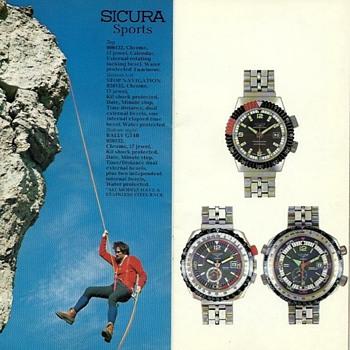 Sicura catalogue excerpt