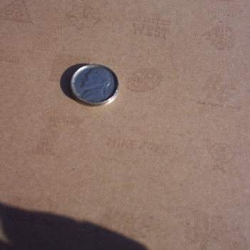 mis struck 1990 nickle - US Coins