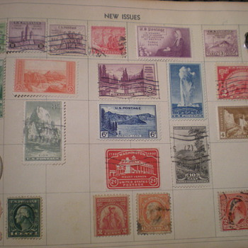 Global Stamp Collection - Stamps