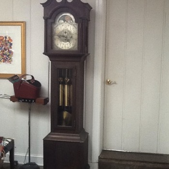 Inherited Grandfather Clock
