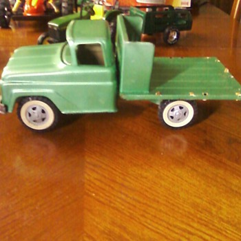 thats what picking at the flea market is all about vintage tonka  - Model Cars