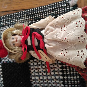 Doll i bought at garage sale